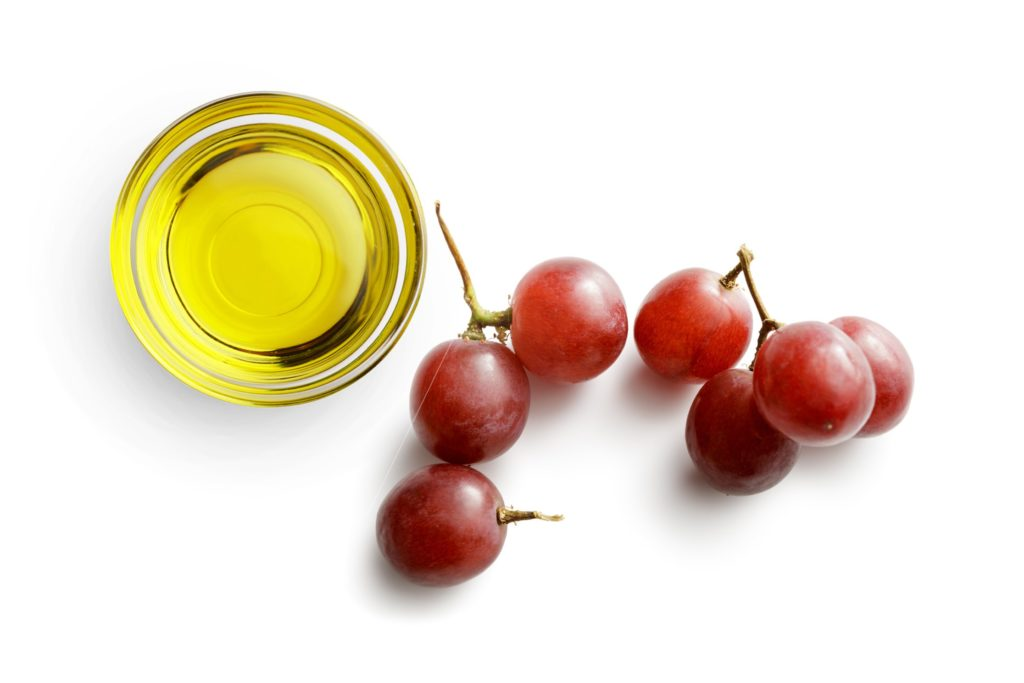 Jojoba Oil & Grapes