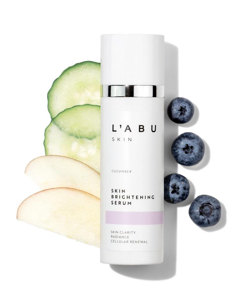 Skin Brightening Serum Ingredients Single