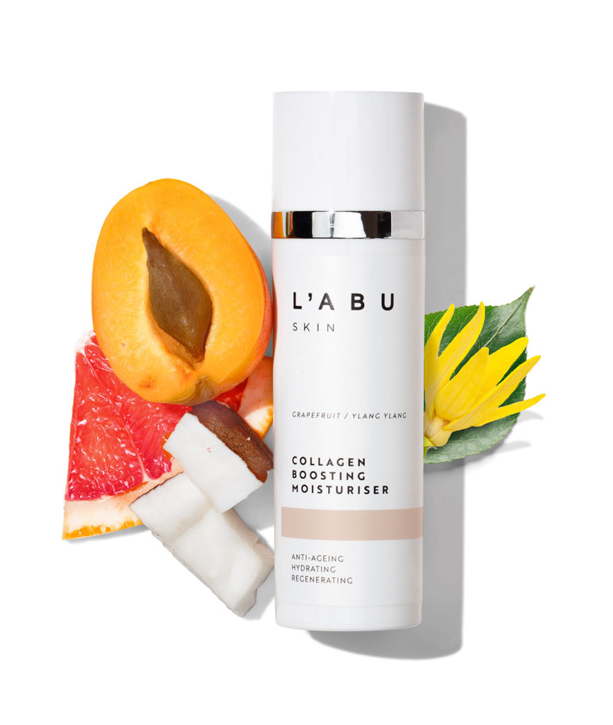 Collagen Boosting Moisturiser Ingredients Single