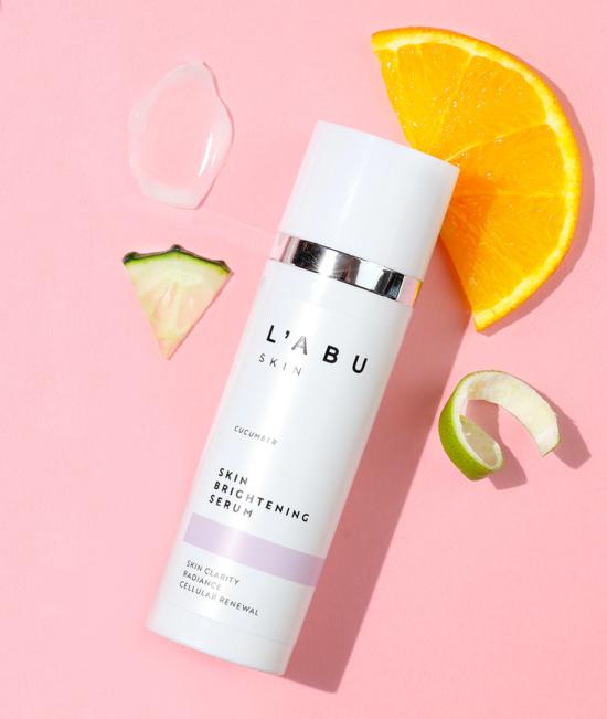 Skin Brightening Serum natural ingredients